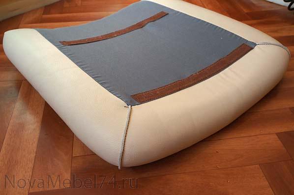 Как сшить чехол для подушки из поролона